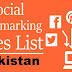 Social Bookmarking Sites List in Pakistan