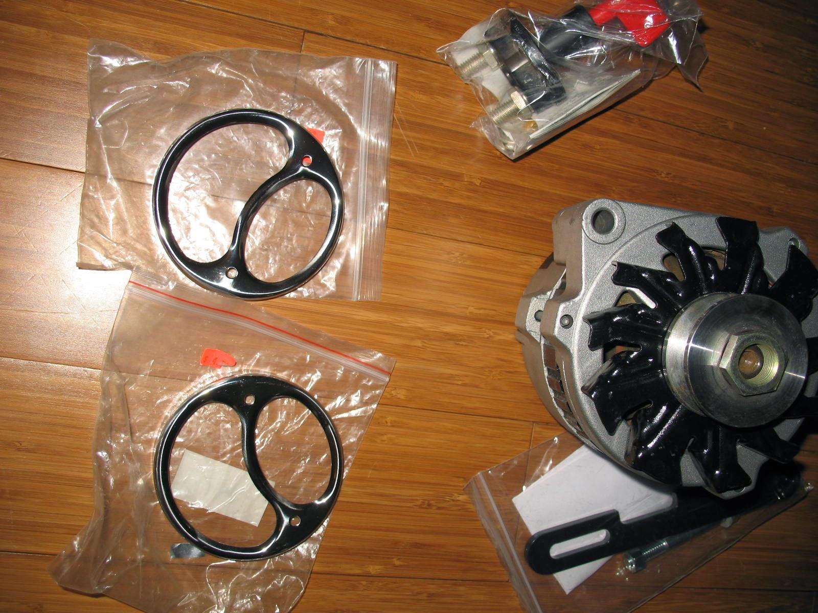 Ford 1 Wire Alternator Wiring Diagram