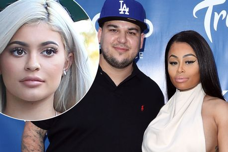 Kylie Jenner has publicly congratulated her former love rival Blac Chyna
