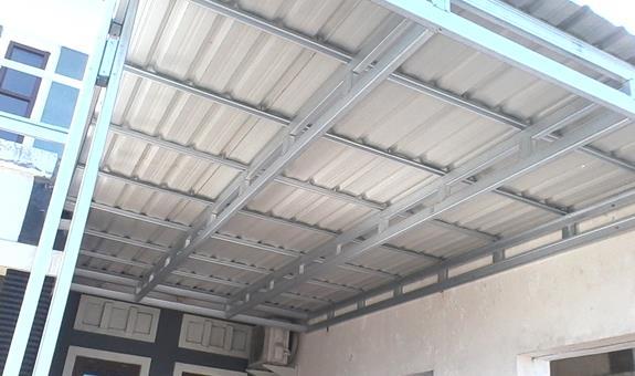 Hasil gambar untuk blogspot.com  kanopi baja ringan