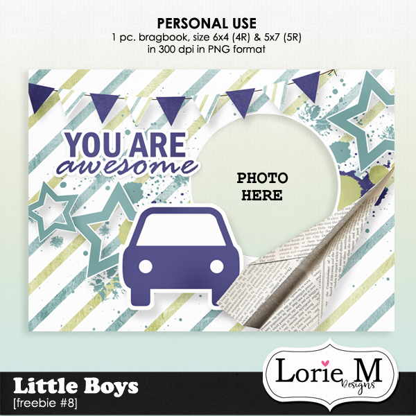 Little Boys Bundle 45% OFF + Freebie