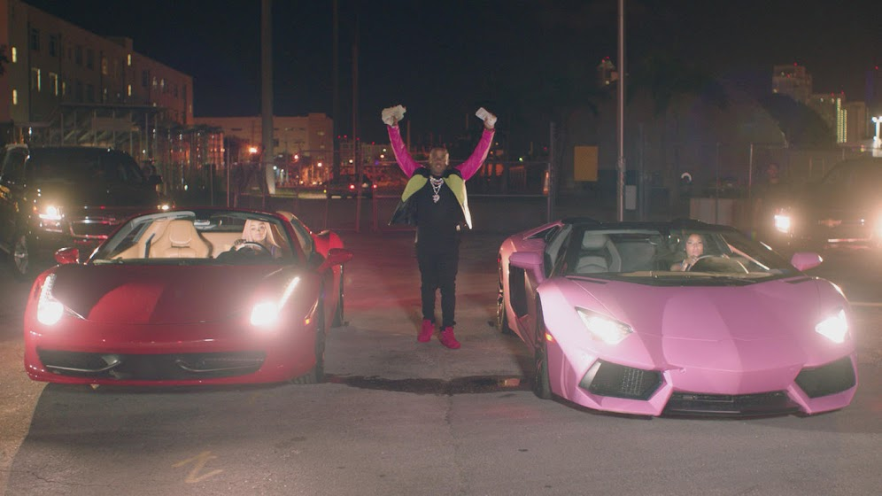 Yo Gotti - Rake It Up (feat. Nicki Minaj) Cover