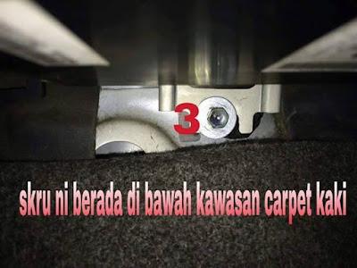 D.I.Y Servis Sendiri Aircond Kereta Anda!
