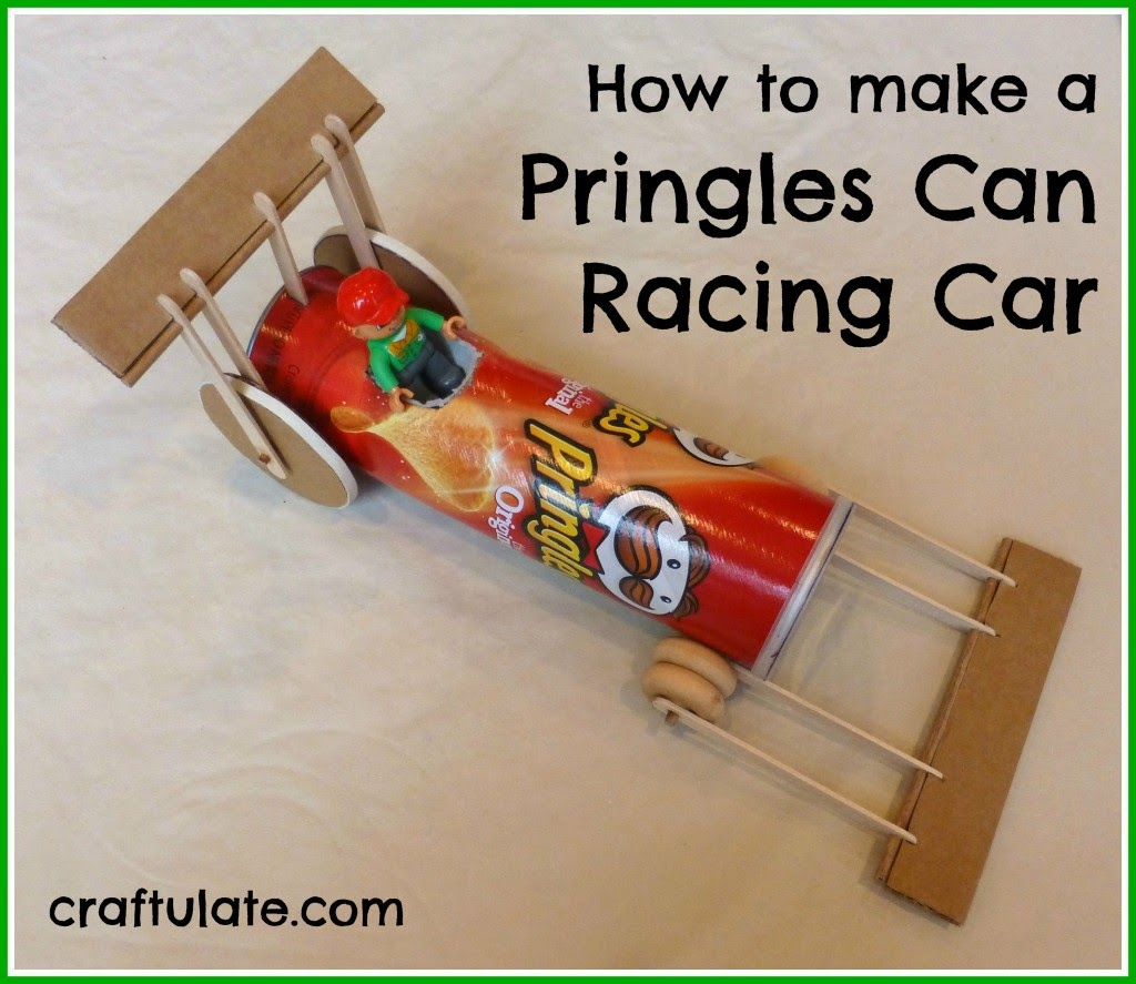 ROUND-UP : Pringles Box Craft