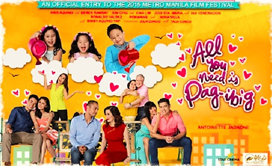 All You Need Is Pag-ibig Official Movie Poster