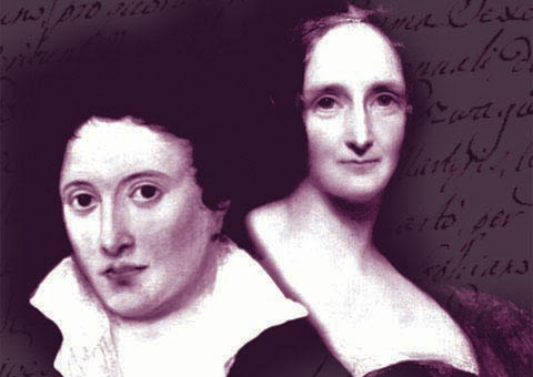 "Week 7 - ""Creative Tension: The post-Frankenstein collaboration of Percy Bysshe Shelley and Mary Wollstonecraft Shelley"""