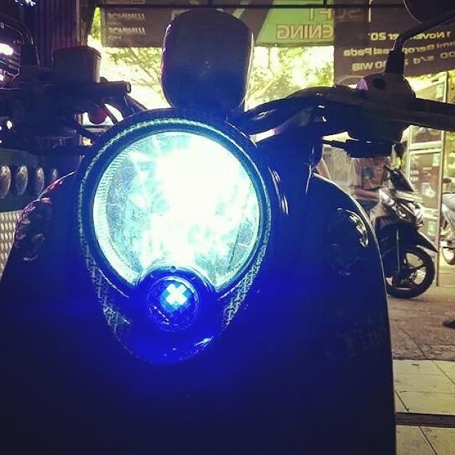 fino lampu HID