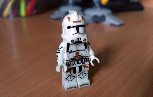 Фигурка солдата клона лего Звездные войны купить отдельно