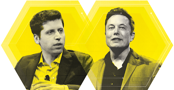 OpenAI Elon Musk and Sam Altman