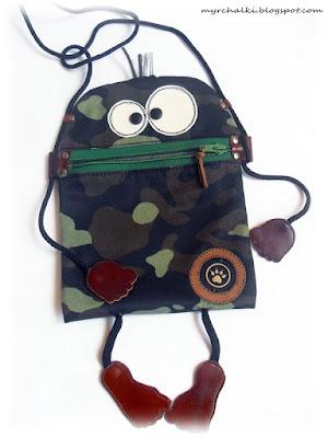 сумочка детская своими руками