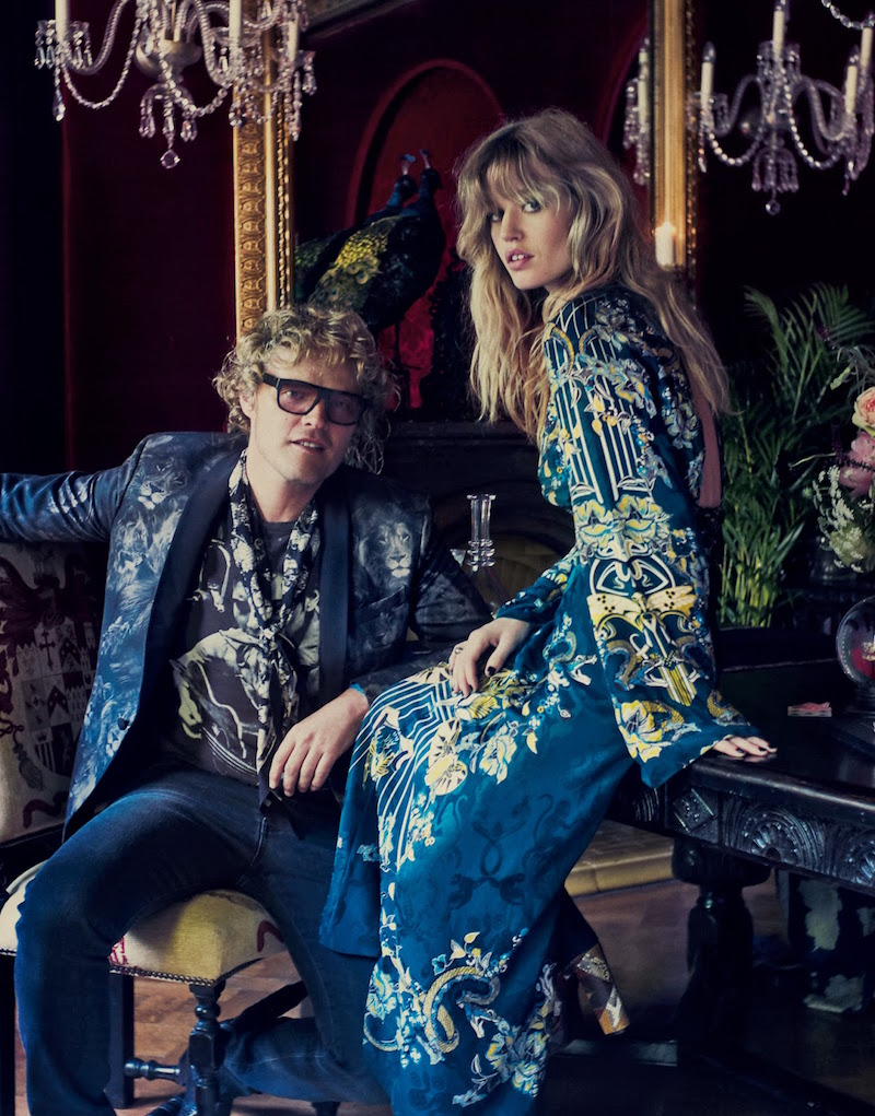 Georgia May Jagger & Peter Dundas for Porter Magazine Autumn 2016