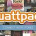 Combo: Literatura Nacional + WattPad + Resenha
