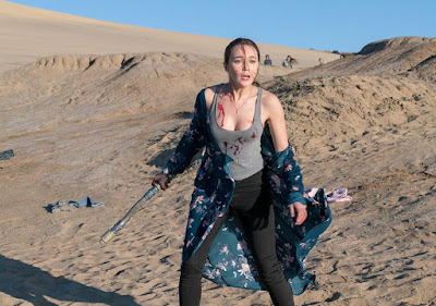 Fear the Walking Dead - 3x02 - Uroboro (Ouroboros)