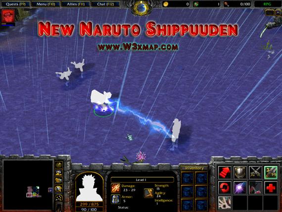 Download Map Warcraft 3 Naruto Shippuden Terbaru - equitylinoa