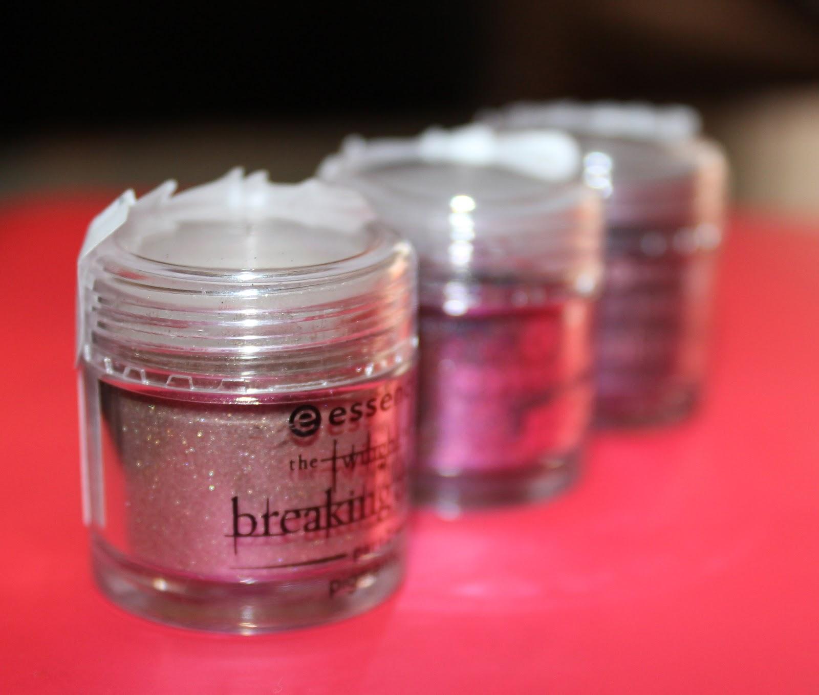 Essence pigments - ideja za novogodišnju noć?