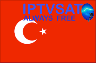 FREE IPTV TURKISH M3U PLAYLIST CHANNELS 18.10.2017