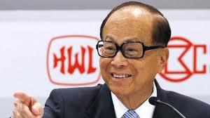 Li Kha Sing - Pengusaha paling sukses di dunia