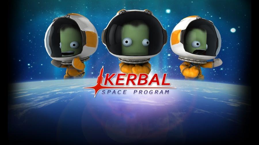 Kerbal Space Program Free Download Poster