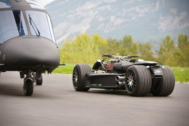 Zenvo St1 Price >> LAZARETH WAZUMA V8F MATTE EDITION - Men's Gear