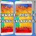 Firmware - rom stock Samsung Galaxy Note 3 SM-N900 Clon