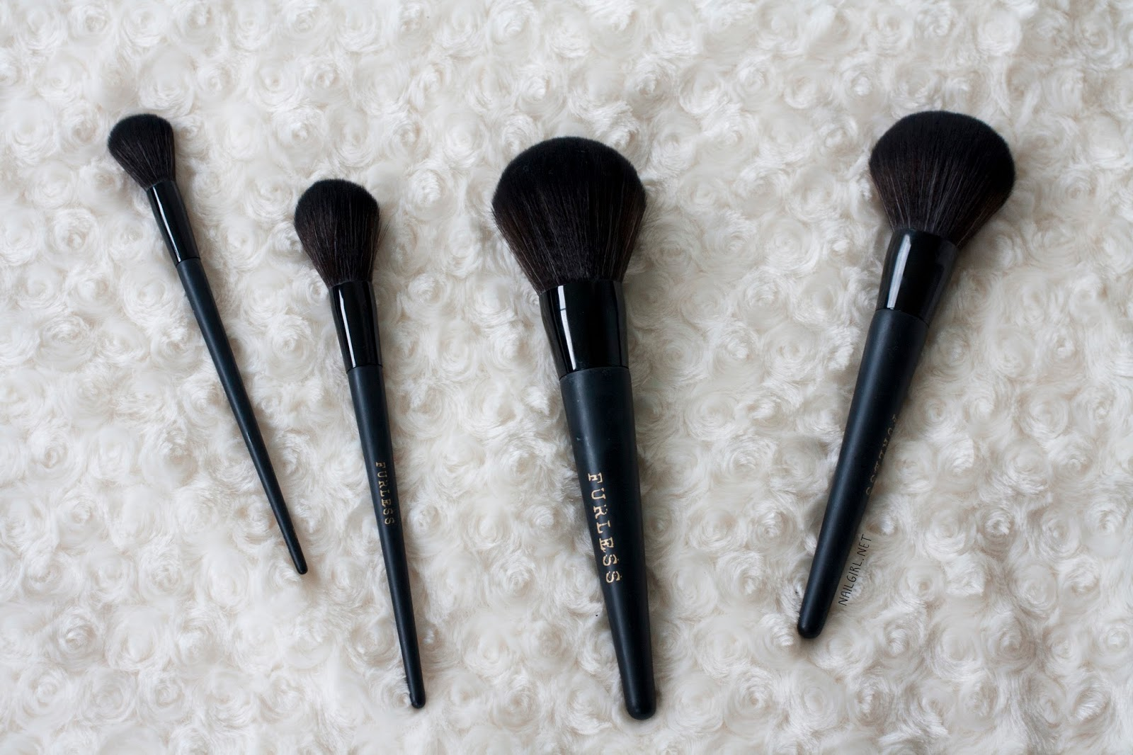 furless cosmetics cruelty free makeup brushes