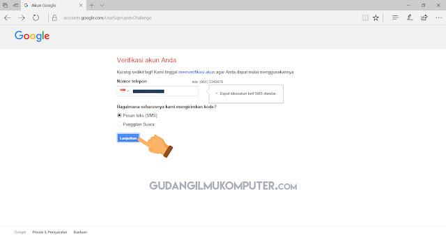 Buat Akun Gmail dengan Mudah