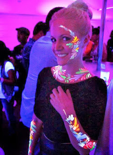 Glow in the Dark Party Ideas blog image 4