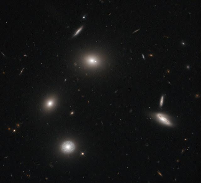 Elliptical Galaxy 4C 73.08