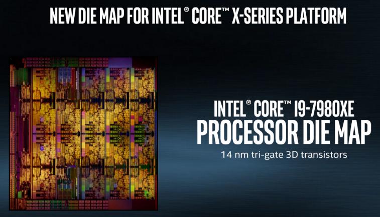 Intel cho phép đặt trước chip Core i9-7980XE, giá 2.000 USD