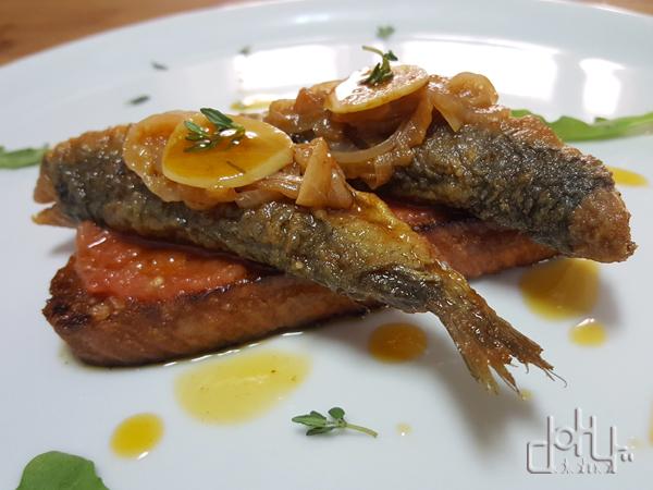 El mejor escabeche de sardinas