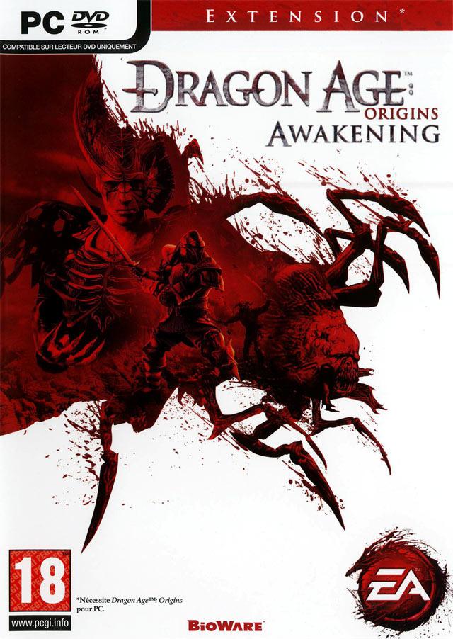 Dragon Age Origins Awakening PC torrent