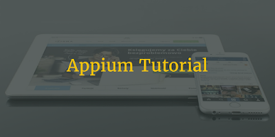 appium tutorial