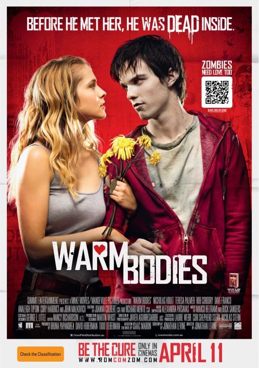 Nonton Film Warm Bodies (2013)