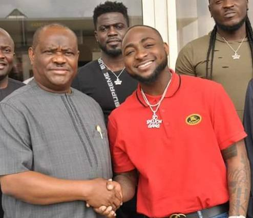 Rivers State people react to proposed Rivers State Government partnership with Davido to groom indigenous Musicians