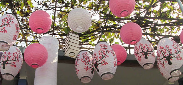 Lampion Sakura
