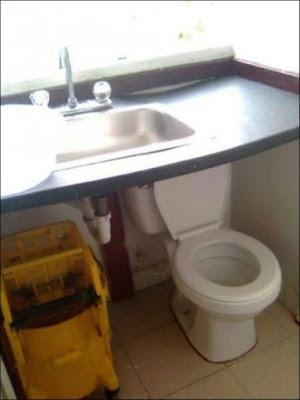 Problème d'accessibilité au WC