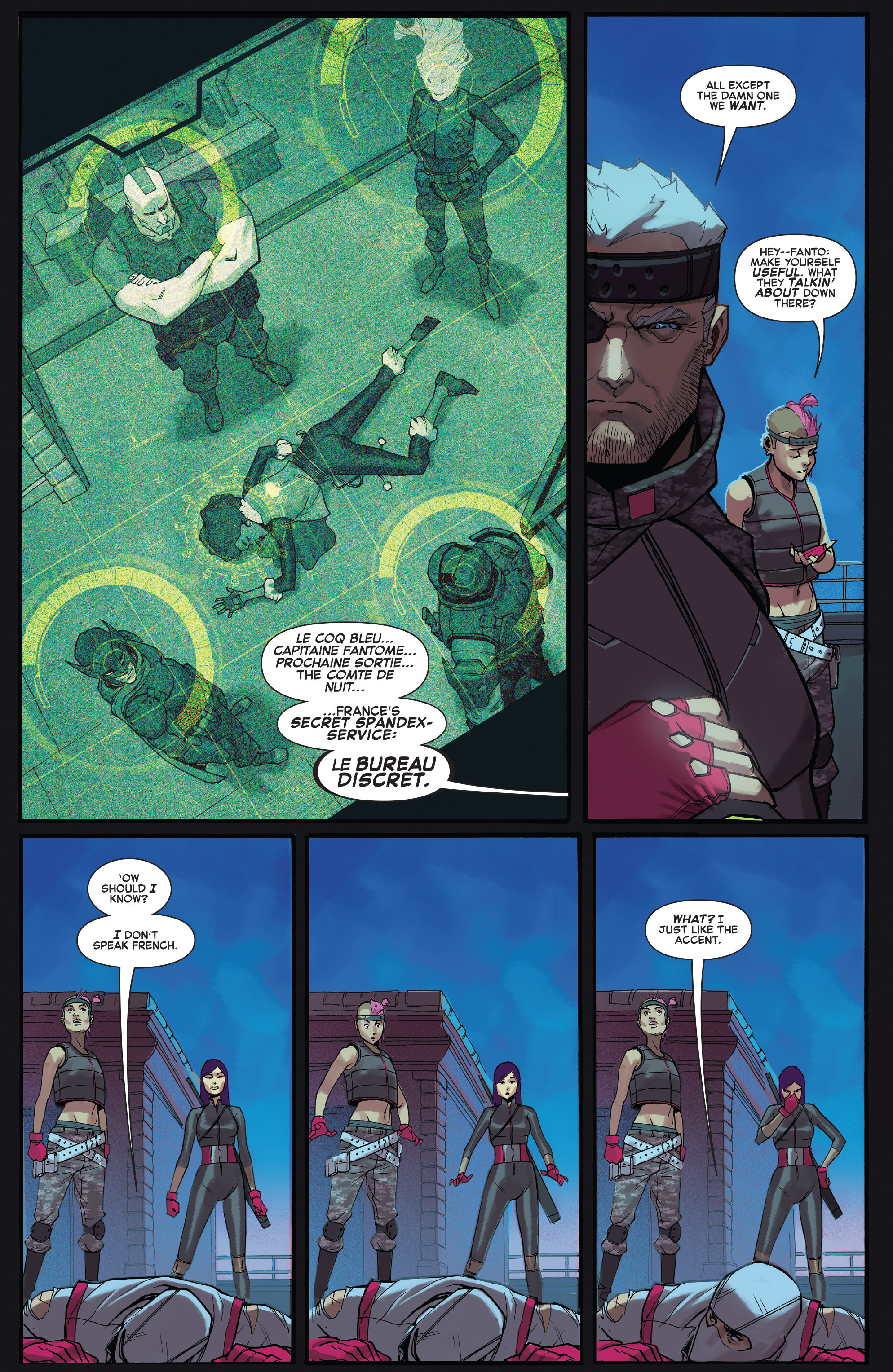 Read online X-Force (2014) comic -  Issue #4 - 16