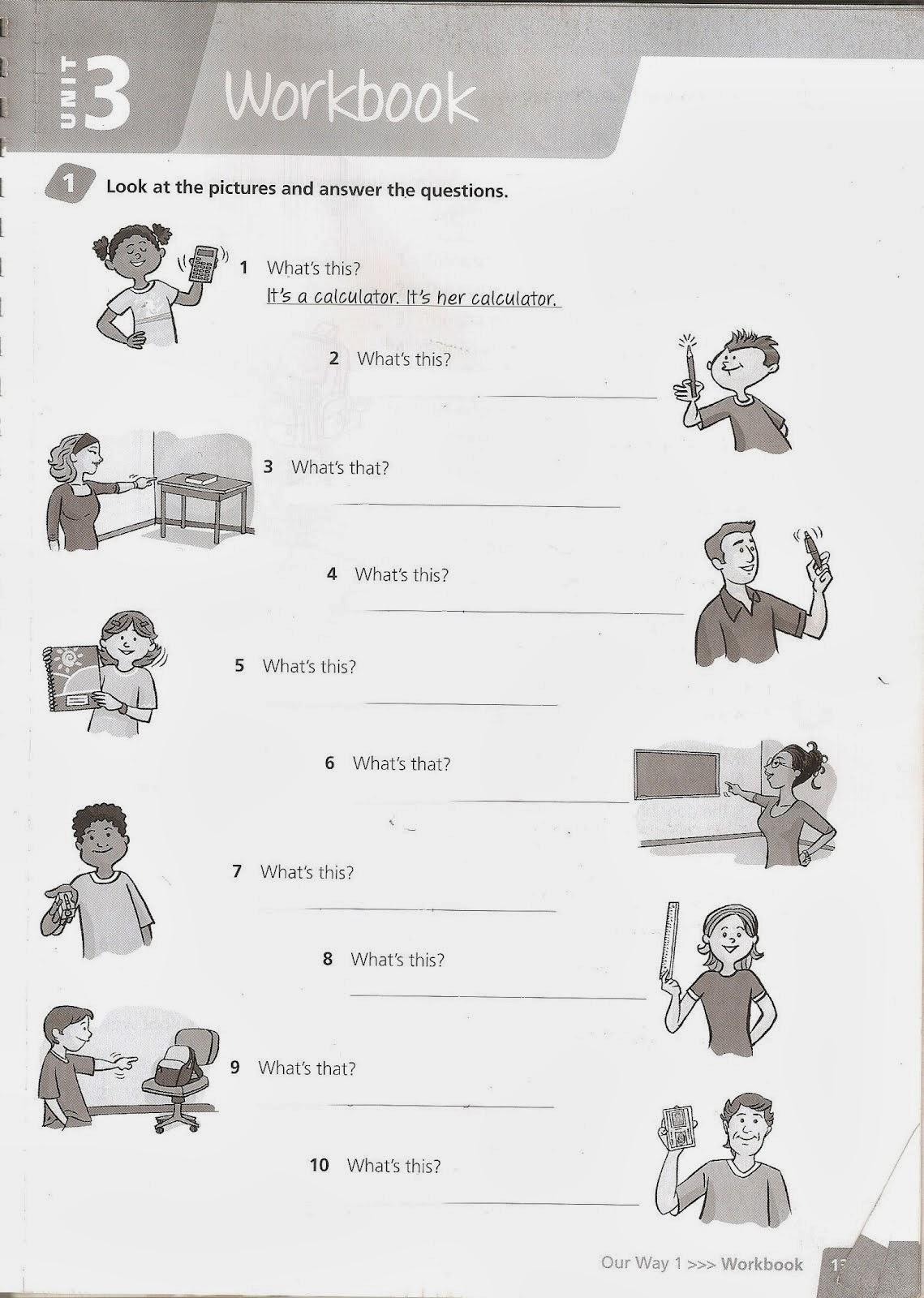 Atividades De Ingles Online
