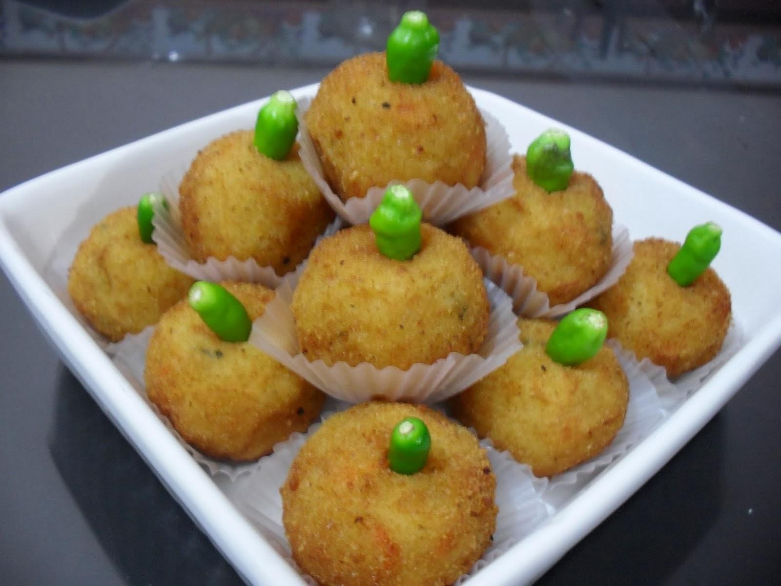 Resep Cake Kukus Kentang: Resep Dapur Bunda: Resep Dan Cara Membuat Kroket Kentang