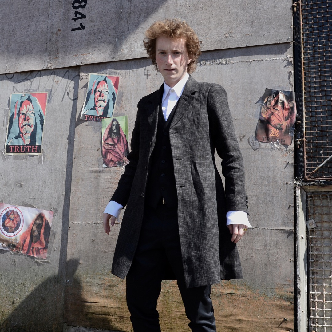 76f2ee07aa Doctor Who Collector  The 12th Doctor s Linen Coat.