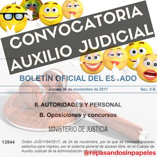 bases-oposicion-auxilio-judicial