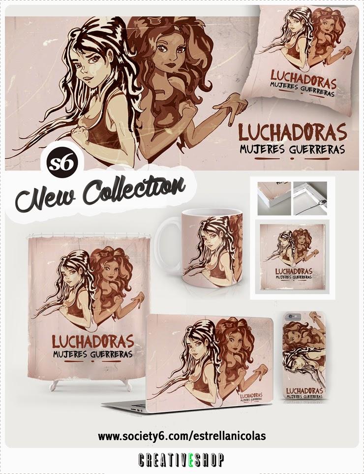 productos para mujeres, decoracion revolucion, merchandising creativo