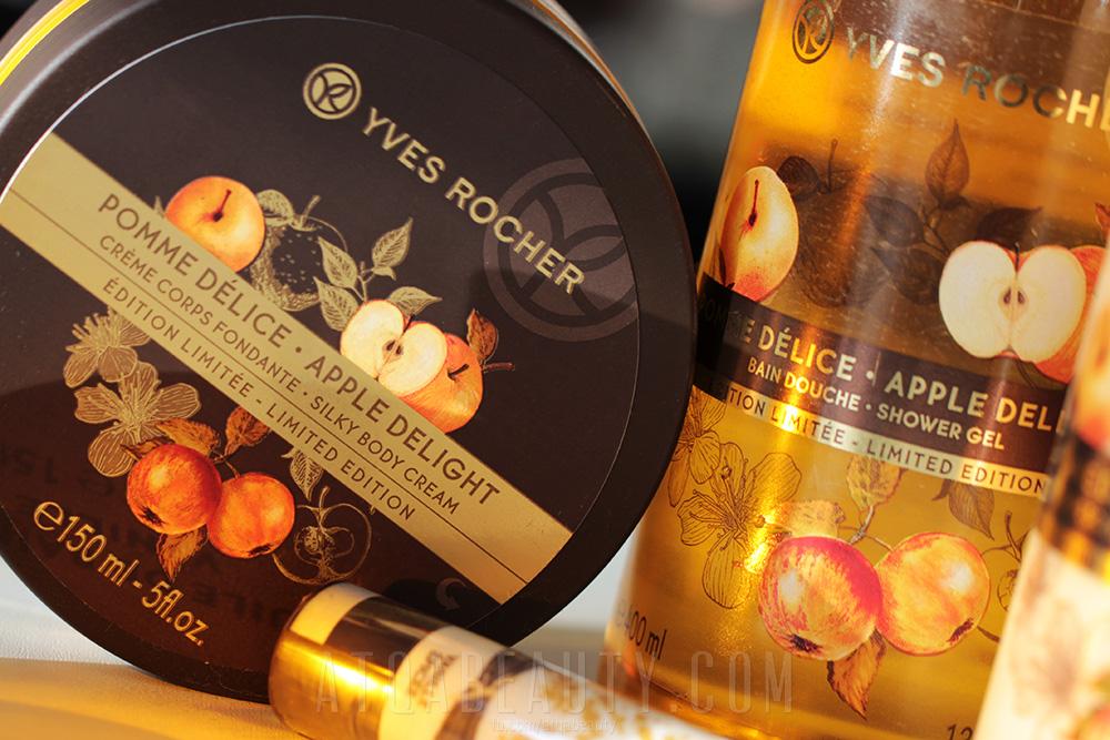 Pielęgnacja :: Świąteczne słodkości Yves Rocher