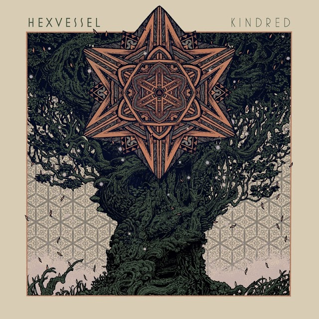 """Hexvessel - """"Kindred"""" Review"""