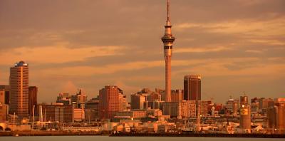 AUCKLAND - A MAIOR CIDADE DA NOVA ZELÂNDIA
