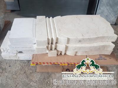 Batu Alam Untuk Nisan, Model Nisan Marmer