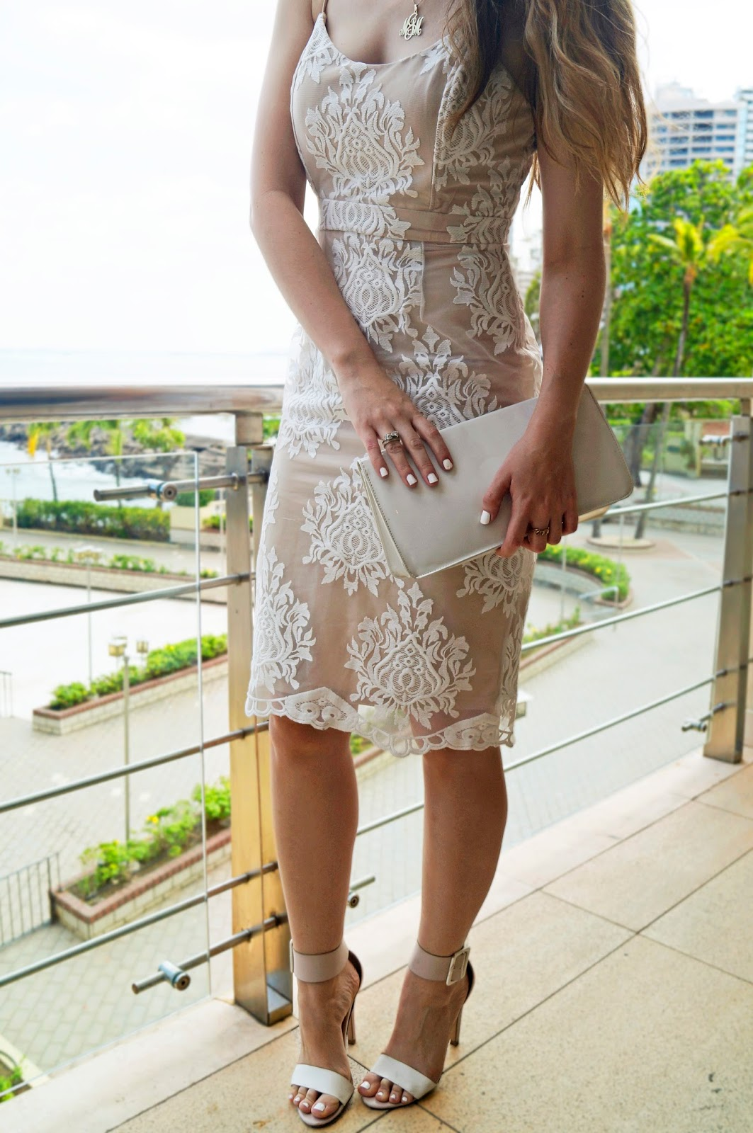 Lace is always a great option for Spring, click through for tips on how to wear this trend!