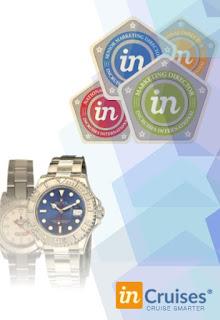 Pins de reconocimiento y relojes Rolex