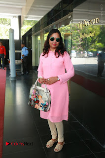 Bollywood Actress Sana Khan Launches Aakrithi Exibition  0185.JPG