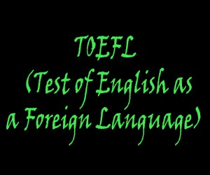 Pengertian Tes ITP (Institutional Test Program) TOEFL Test